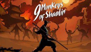 9-Monkey-of-Shaolin-เกมส์แอคชั่นเตรียมลงบนพีซีเป็นครั้งแรก