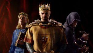 เกม-Crusader-King-III-สื่อต่างประเทศเทคะแนนให้สูงลิบ