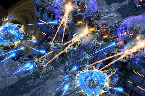 ผู้สร้าง-StarCraft-2-รวมทีมสร้างเกม-RTS-ตัวใหม่
