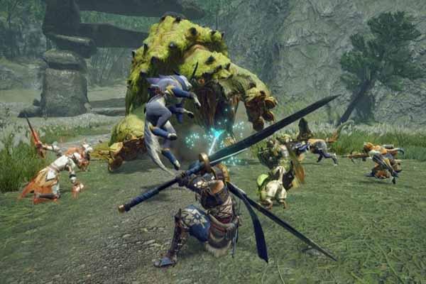 Monster-Hunter-Rise-ปล่อยตัวอย่างใหม่ชุดใหญ่