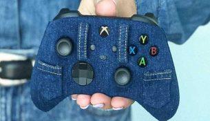Xbox-Canada-เผยภาพจอยสุดเจ๋ง-มาในสกินกางเกงยีนส์